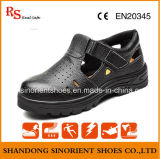 Best Selling Leather Safety Sandal Boots with Steel Toe Cap Rh103