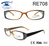 Crazy Selling New Beautiful Women Reading Glasses Women (RE708)