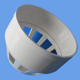 PVC Access Cap Water Drainage PVC Pipe Fittings