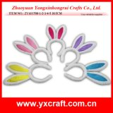 Easter Decoration (ZY16Y708-1-2-3-4-5) Easter Bunny Headband
