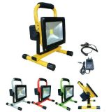 10W Waterproof Rechargeable LED Flood Light