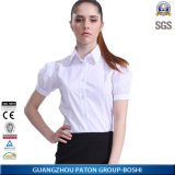 Latest Ladies Office Wear Shirt of White Color-Ll-Ws05
