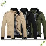 Wholesale Casual Quilted Fashion Winter Men Outdoor Sweater Jacket