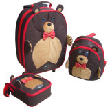 "Kids 18"" Rolling Carry-on Luggage"