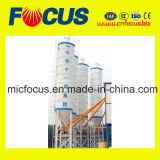 Good Sealing 100t Cement Silo for Concrete Mixing Station