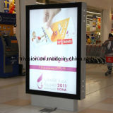 Shopping Mall Double Side Scrolling Light Box