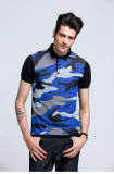 Wholesale Polo Shirt Fit Camouflage Color Men Sweater for Summer