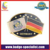 Rotary Printed Pin for Promotion Gifts (HS-MP025)