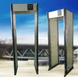 Security Application Walk Through Multi-Zones Metal Detector