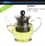 400-800ml Household Cookware Glass Water Pot for Tea Maker
