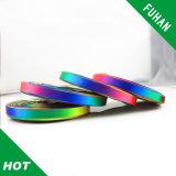 Nice Custom Gift Rainbow Satin Ribbon