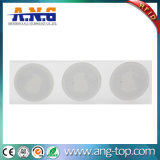 ISO14443 Circle NFC Paper Hf RFID Label for Tracking