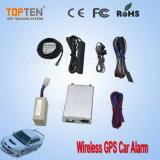 Wireless Anti-Theft Car Alarm with Car Remote Starter, Monitoring Voice, GPS Tracker Tk210 (WL)