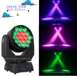 LED Moving Head Osram 4in1 19PCS*10W (YS-227)