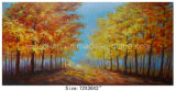 New Design Trees Oil Painting for Home Decoration (LH-700533)