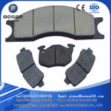 Heavy Duty Semi-Metal Brake Pads for BPW, 19094