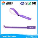 Soft Disposable RFID Paper / PVC Wristband / Bracelet for Hostipal