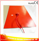 1000*600*1.5mm Heater for Steel Table Silicone Rubber Heater