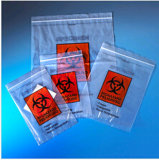 Ht-0744 Various Sizes Biohazard Specimen Bag