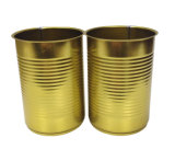 Tin Cans for Food Canning with Easy Open Lid (FV-042718)
