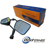 Motorcycle Plastic and Chrome Rearview Mirror