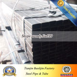 Ss400 Furniture Used 15*15mm Pre Galvanized Square ERW Steel Pipe
