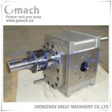 Melt Gear Pump for Chemical Industries as Booster Pump