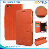 Wallet Card Holder Leather Pouch Case for iPhone 6/6plus