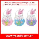 Easter Decoration (ZY14C905-1-2-3 30CM) Easter Egg Decoration Bendable Easter Bunnies