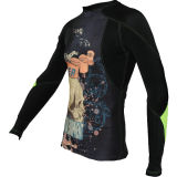PRO Sublimated Customized Fashion Mens Compression Top