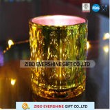 Heat Resistant Round Glass Candle Holder