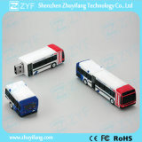 Passenger Gift Custom PVC Tour Bus USB Flash Drive (ZYF1025)