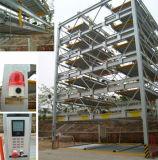 Four or Six Level Lift/Sliding Car Parking System