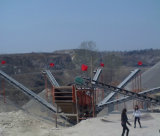 Rubber Belt Conveyor for Ore, Sand, Gravel, Coal, Dirt, Sludge...