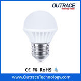 3W A50 E27 LED Light Bulb Lamp with CE RoHS UL