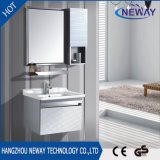 New Wall Mounted Stainless Steel Hotel Furniture with Side Cabinet