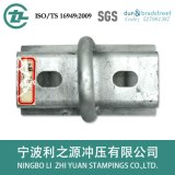 Iron Accessories Parts of Metal Stamping for Outdoor Bracket
