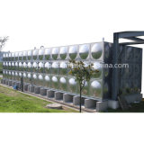 Combined Stainless Steel Water Tank with Overall Structure