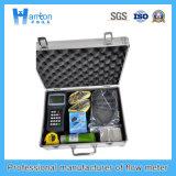 One Set of Ultrasonic Handheld Flow Meter for Measuring Liquid