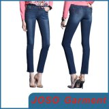 Women Slim Cropped Denim Jeans (JC1133)