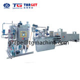 Gd450 Full Automatic Deposting Double Colour Hard Candy Machine