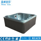 2100*2100mm 7 People Use Outdoor Massage SPA Whirlpool (M-3366)