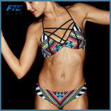 Colorful Sexy Fashion Bikini Beachwear for Lady