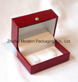 Customized Luxury Leather Fancy Paper Jewelry Box