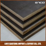 18mm Construction Concrete Formwork Waterproof Film Faced Marine Grade Phenolic Poplar Plywood