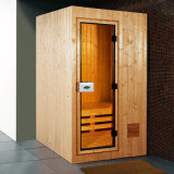 Oppein Customized Family Mini Solid Wood Steam Room (OP-W306A)