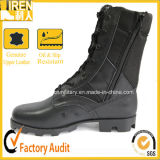 "8"" Black Military Jungle Boots Factory"