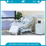 AG-Br001 8-Function Electric Hospital Bed