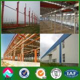 Painted Light Steel Frame Workshop Design and Construction (XGZ-SSB151)