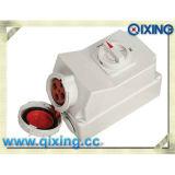 125A 5p Waterproof Interlocked Receptacle Switch